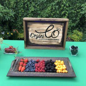 Berries 100% Nacionales